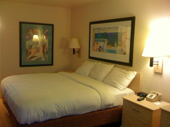 Hobby Airport Inn: New Furnishings!!!