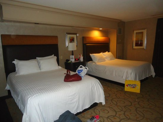 Treasure Island - TI Hotel & Casino: Double Room