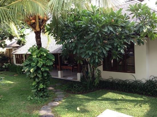 Villa Sakti: 2 bedroom pavilion
