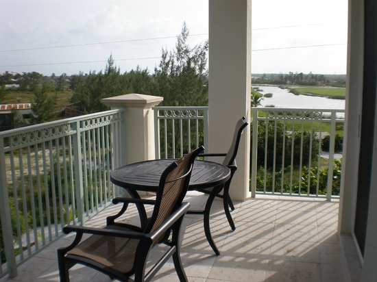 Grand Isle Resort & Spa: Balcony