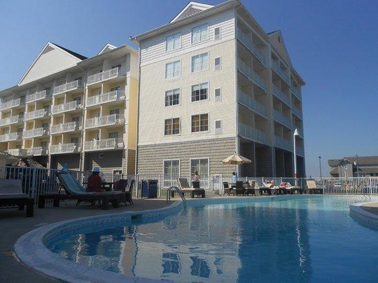 Hilton Garden Inn Outer Banks/Kitty Hawk: Outdoor pool