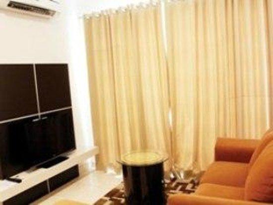 Maven MOI Suites: Living Room