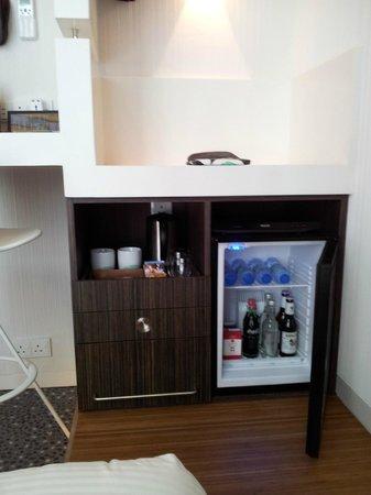Ovolo Noho: Free Minibar provisions