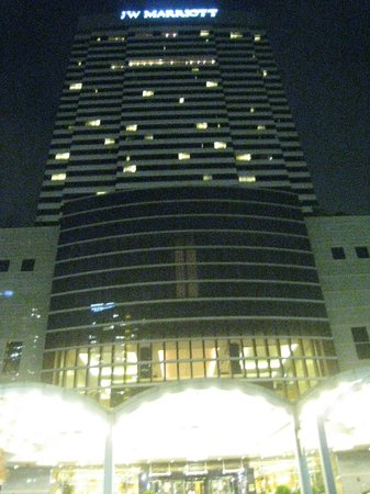JW Marriott Hotel Seoul: View of Front of Hotel