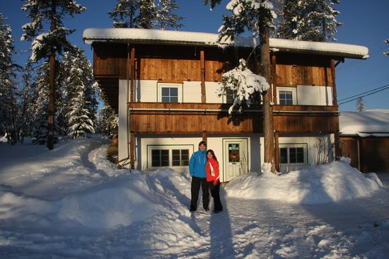 Alpenglow Bed and Breakfast: Alpenglow lodge
