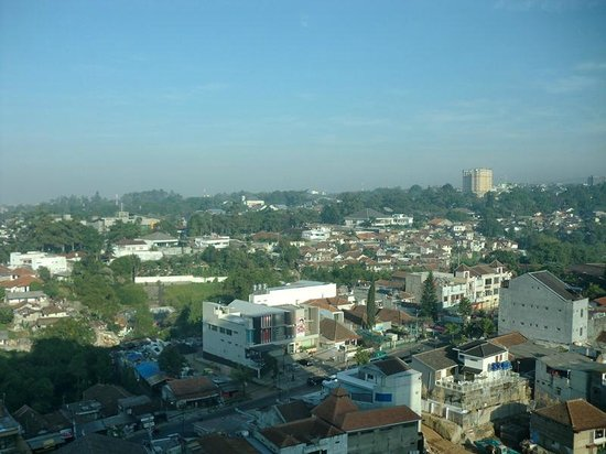 Galeri Ciumbuleuit Hotel & Apartment: Nice morning view