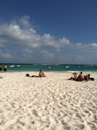 Bel Air Collection Xpu Ha Riviera Maya: Day at the beach