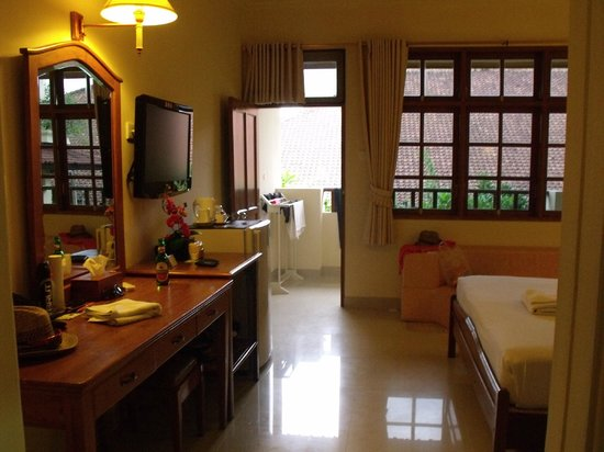 Green Garden Hotel: standard room