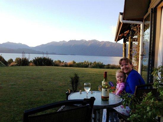 Loch Vista Lakeview Accommodation: Amazing