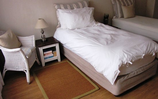 Sandfields Guesthouse: Single bed for single occupancy