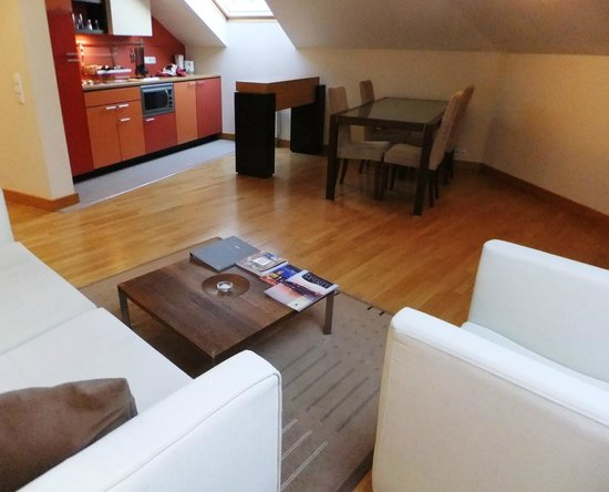 Mamaison Residence Belgicka Prague: One bedroom executive apartment