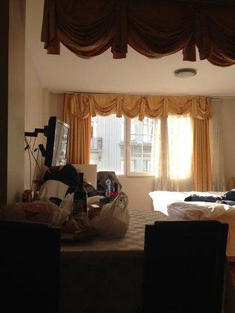 Mataraci Apart Istanbul: the beds