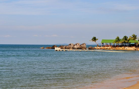Long Beach Resort Phu Quoc: Sleeping on the beach!