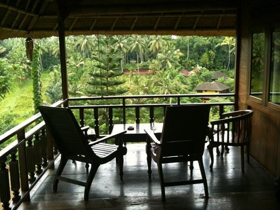 Graha Moding Villas: front room 4