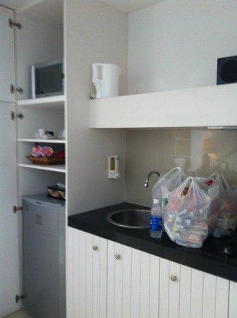 Astana Kunti: 小廚房