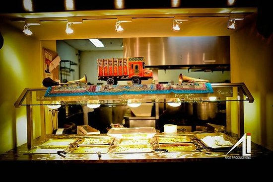 Tandoori Flame: Buffet