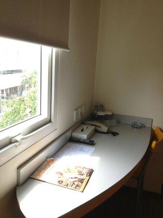 Ibis budget Jakarta Cikini : Study area