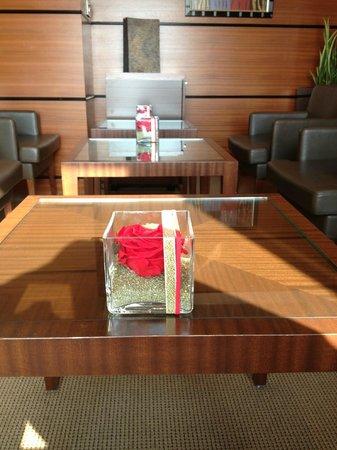 โรงแรมแกรนเวีย เกียวโต: Granvia Lounge