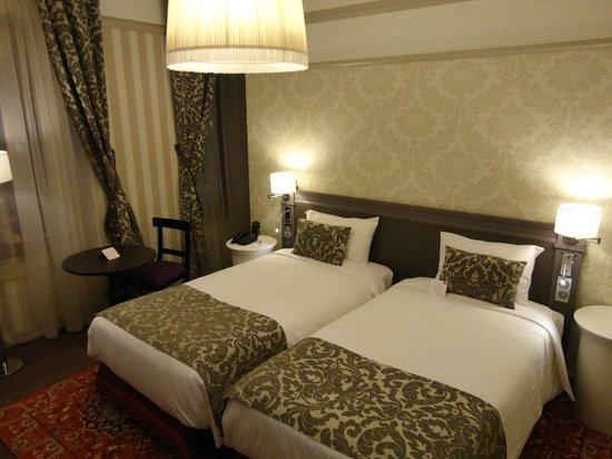 Mercure Arbat Moscow : Chambre double