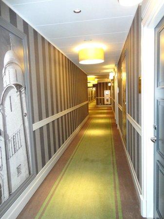 Mercure Arbat Moscow: Accès aux chambres