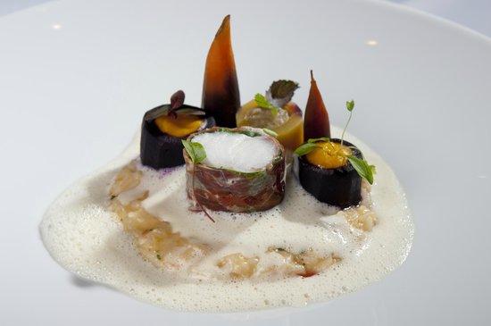 Schellers Restaurant: Food