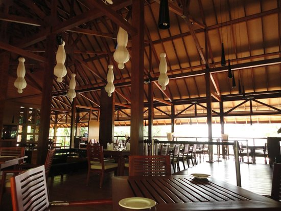 The Tamara Coorg: Restaurant