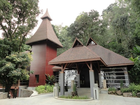 The Tamara Coorg: Spa & Business centre