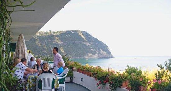 Casa del Sole: terrazzo panoramico