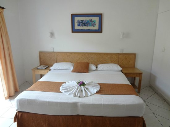 Bedarra Beach Inn: The gorgeous towel configuration