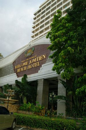 Welcome Jomtien Beach Hotel: отель