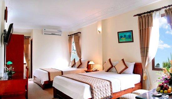 Bao Khanh Hotel: SuiteRoom