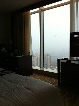 Sheraton Shanghai Hongkou Hotel: my room