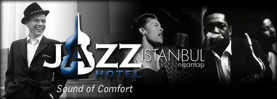 Jazz Hotel: Sound of comfort in Istanbul