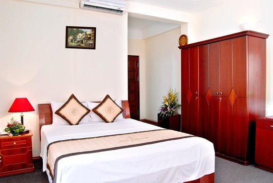 Bao Khanh Hotel: Deluxe Room
