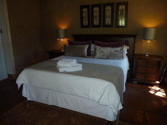 Cultivar Guest Lodge: Schlafzimmer