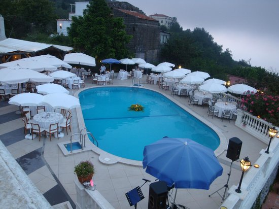 Hotel Iaccarino: Ferragosto Festival Day Dinner