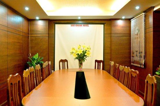 Bao Khanh Hotel: Meeting Room