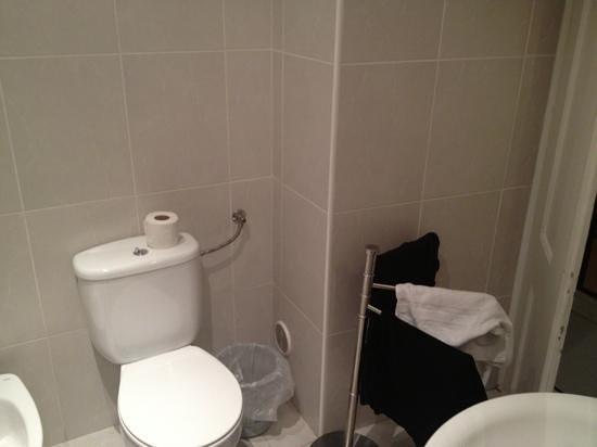 Hotel Portuense: banheiro