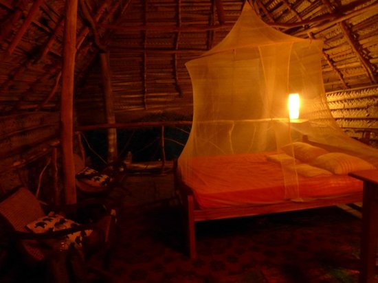 Kumbura Eco Lodge: Bedroom