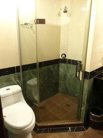 Prince D'Angkor Hotel & Spa: il bagno 2