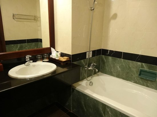 Prince D'Angkor Hotel & Spa: il bagno