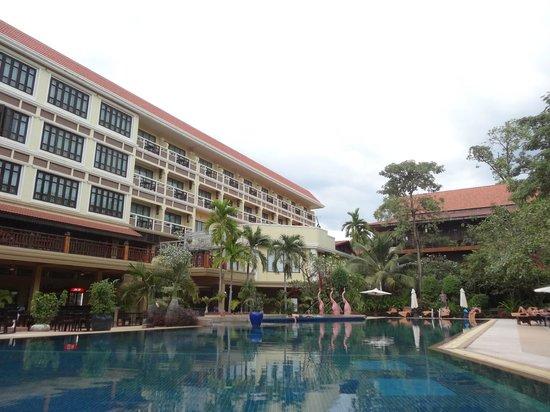 Prince D'Angkor Hotel & Spa: la piscina