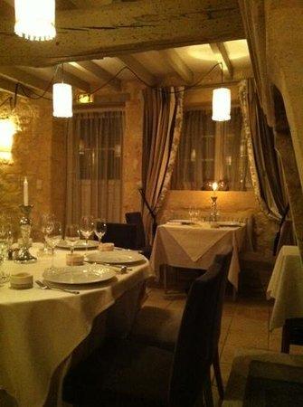 Le Clos Mirande : le côté gastronomique ....