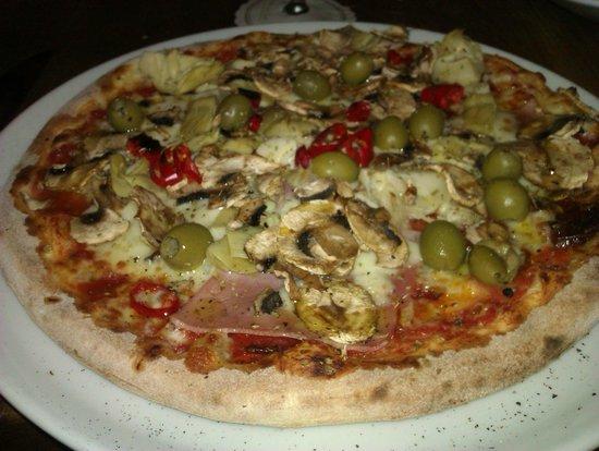 Al Cortile: Pizza