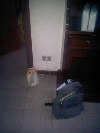 Planibel Residence – TH Resorts: Kettle had to be boiled on floor