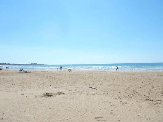 Hotel Novecento: Nearby beach! (Sampieri)