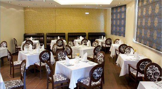 Tripoli City Hotel : restaurant