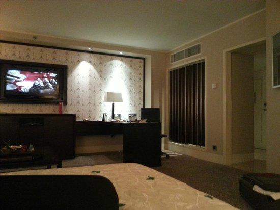 Mandarin Oriental Jakarta: room