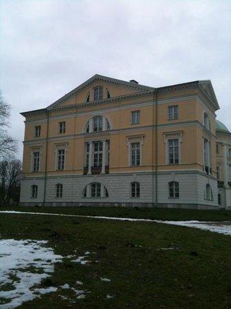 Mezotne Palace: отель на 3 этаже