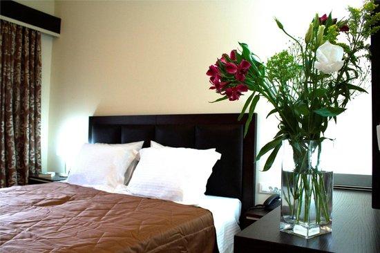 Tripoli City Hotel : room